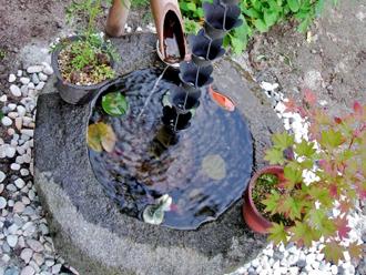 雨水を有効活用