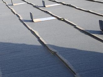 屋根先端部分