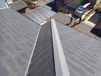 千葉市中央区で屋根リフォームのご依頼を頂きました