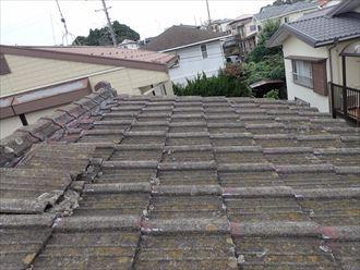 市原市 屋根のズレ004_R