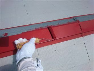 木更津市 屋根塗装 コロニアル012_R