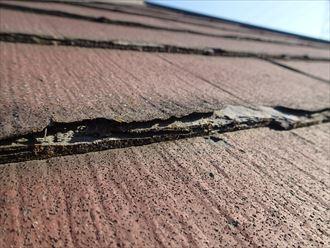 千葉市若葉区 スレート屋根の劣化相談003_R
