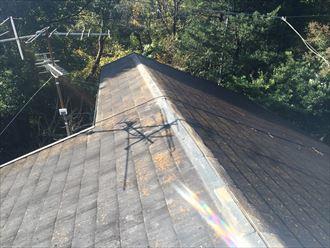 白子町にある別荘の屋根工事をご依頼いただきました