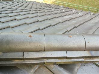 千葉市 瓦屋根の棟ズレ 完工004_R