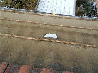 東金市 セメント瓦の補修工事009_R
