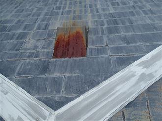 市原市 屋根塗装現地調査
