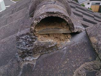 茂原市 瓦屋根の調査006_R