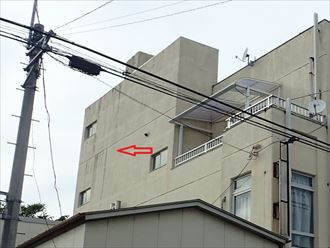 鴨川市 ビルの漏水調査③002_R