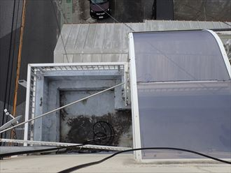 鴨川市 ビルの漏水 防水工事006_R