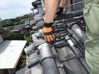 南房総市 瓦屋根の葺き替え調査003_R