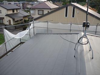 屋根をカバー工法で葺き替える001_R