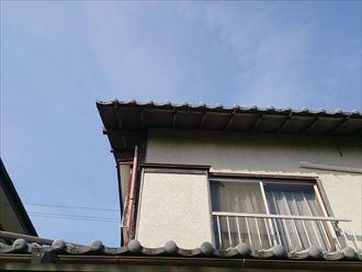 屋根工事でお世話になった君津市のM様から風災調査のご連絡
