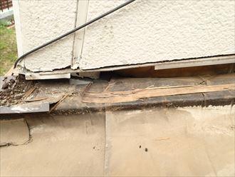 袖ヶ浦市 1階の雨漏り003_R