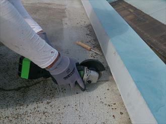木更津市 雨漏りの部分補修003_R