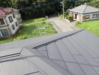 酒々井町 台風被害と屋根調査002_R