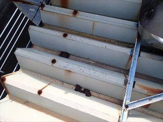 君津市のレストランで漏水補修工事がスタートしました