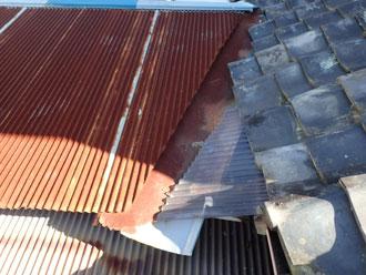 トタン屋根 張り替え 点検