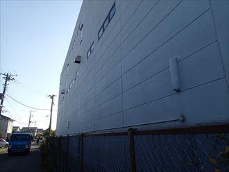 木更津市|倉庫の雨漏り調査に伺いました
