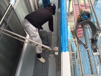 木更津市 タク動物病院 ベランダ施工014_R