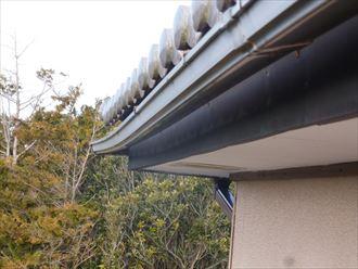 木更津市|勾配不良の雨樋交換に合わせてカーポート波板張替工事