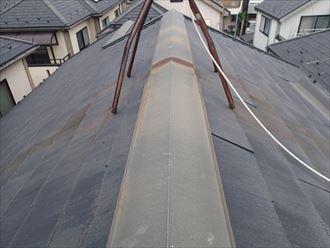 市原市のJ様邸の屋根調査で屋根カバー工事をご提案