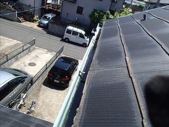 千葉市若葉区 スレート屋根の劣化相談2002_R