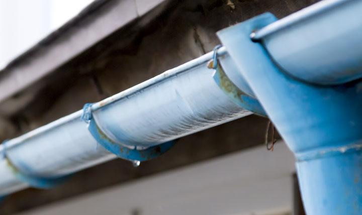 雨樋の不具合はお家全体に悪影響を及ぼします