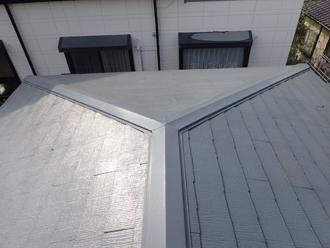 築35年のスレート屋根