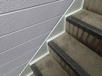 棟板金、貫板の解体と撤去